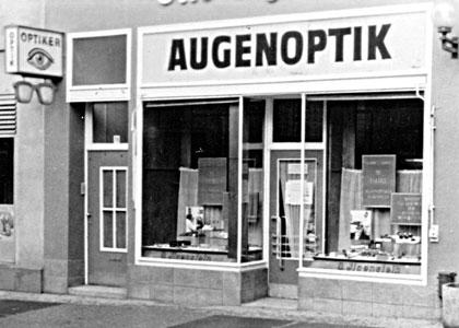 Augenoptik Ilgenstein - 50. Geschäftsjubiläum