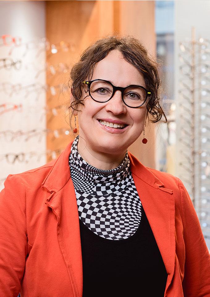 Ute Rehfeld - Augenoptik Ilgenstein