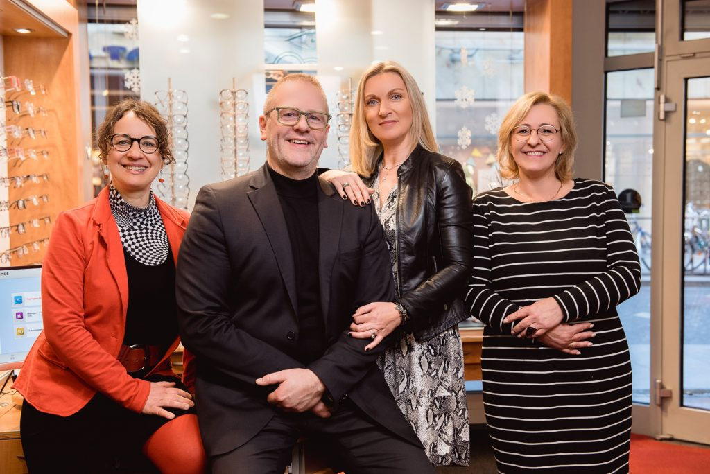Augenoptik Ilgenstein - Team